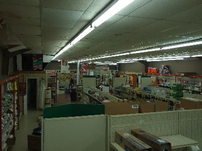Dozier Hardware Building