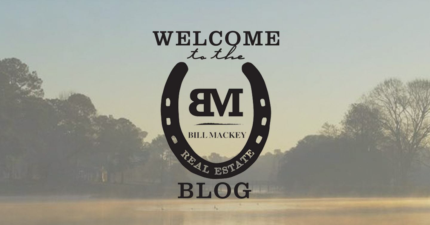 Bill Mackey Real Estate blog