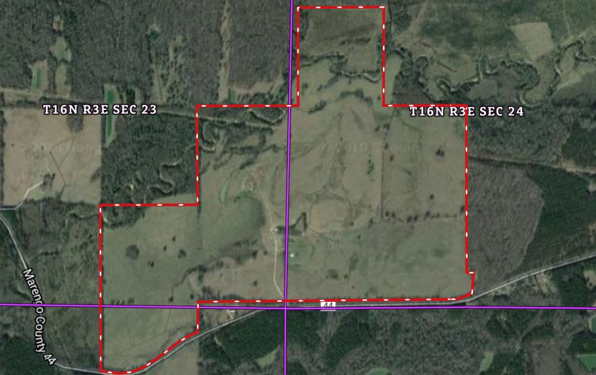 Ranch Property 325 +\- ac Marengo County