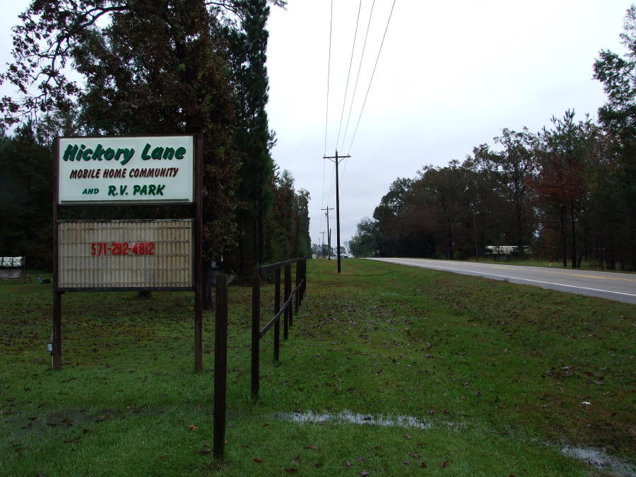 Hickory Lane Mobile Home Park