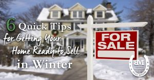 tips for getting your home ready to sell in the winter