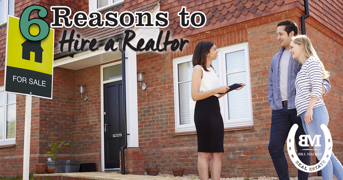 reasons to hire a Realtor