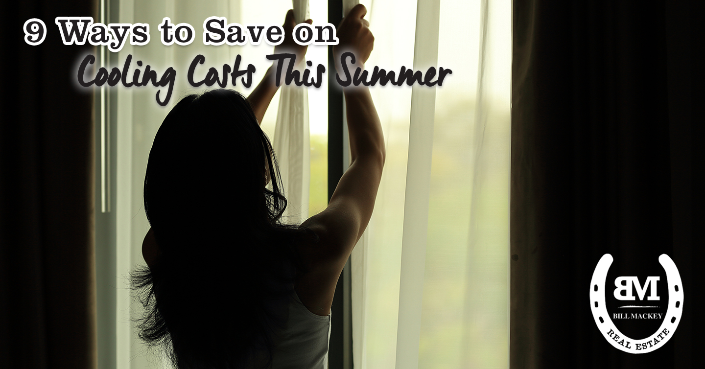 ways to save on cooling costs this summer