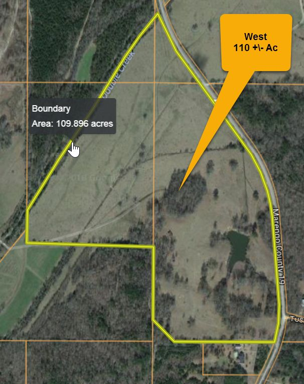 Marengo County 108 ac Ranch Property