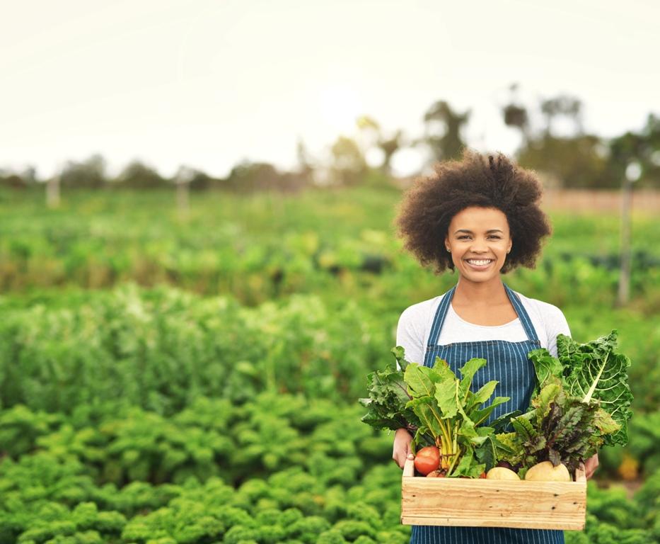 Farm Girl in Alabama
