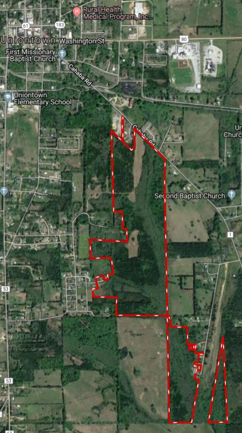 Wendell – 210+\- acres Perry County