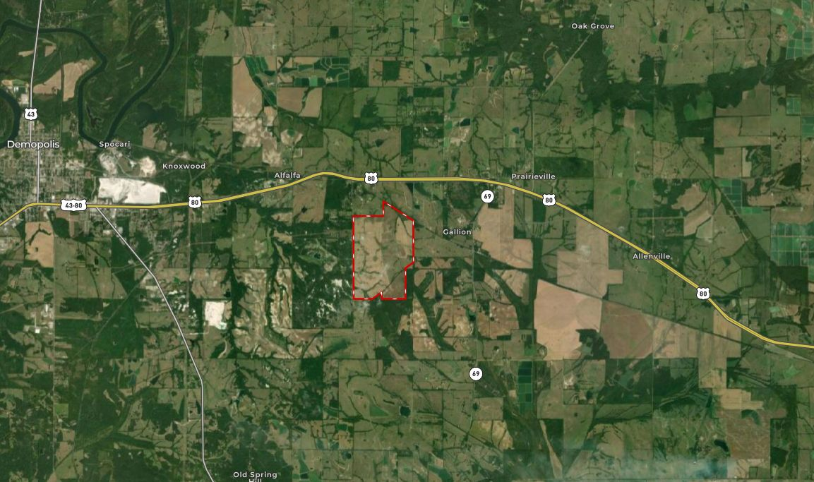 Wendell Farm – Webb Tract 849+\- acres