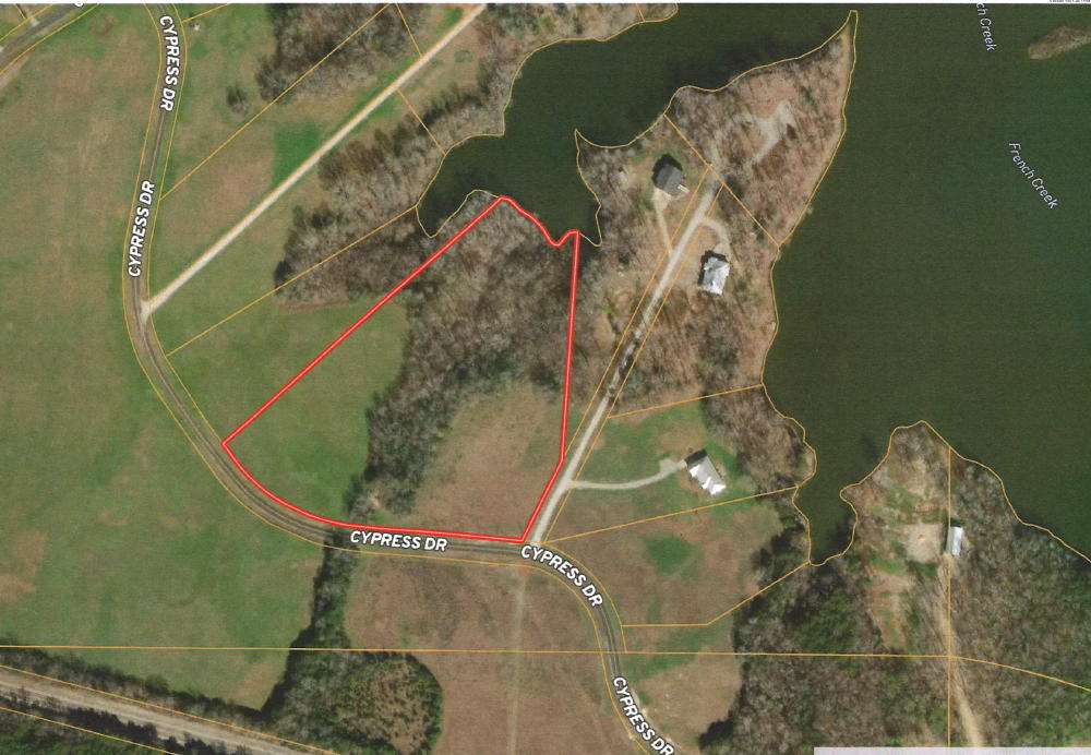 9 Acre Lot Cypress Point