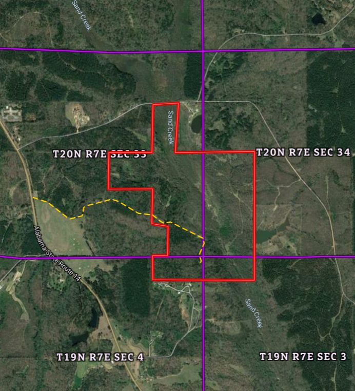 304 Acres Perry Co.
